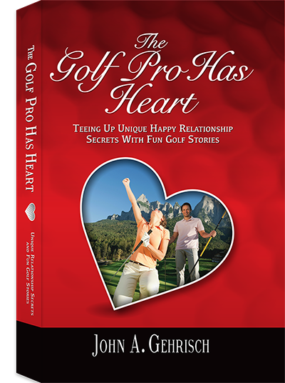 Golf Pro Has Heart Book